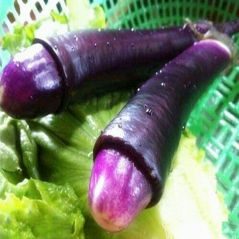 Vegetables-and-fruit-seeds-Penis-Chill-purple-Hot-Peter-Pepper-seeds-The-most-funny-peppers-home