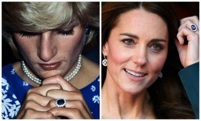 szia.sk - Diana hercegnő 5 gyönyörű ékszere, amelyet Katalin hercegné visel tovább