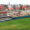 szia.sk - Így épül a DAC stadionjának új tribünje (VIDEÓ)